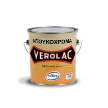 VEROLAC Λαδομπογια νεφτιου VITEX - 375ml (ΕΩΣ 6 ΑΤΟΚΕΣ ή 60 ΔΟΣΕΙΣ)