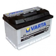 Varta Black Dynamic E9 12V 70AH-640EN ΜΠΑΤΑΡΙΑ ΑΥΤΟΚΙΝΗΤΟΥ + ΔΩΡΟ ΓΑΝΤΙΑ ΕΡΓΑΣΙΑΣ (ΕΩΣ 6 ΑΤΟΚΕΣ ή 60 ΔΟΣΕΙΣ)