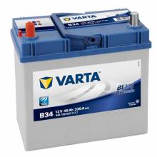 Varta Blue Dynamic B34 45AH 330A + ΔΩΡΟ ΓΑΝΤΙΑ ΠΡΟΣΤΑΣΙΑΣ (ΕΩΣ 6 ΑΤΟΚΕΣ ή 60 ΔΟΣΕΙΣ)