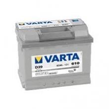 Varta Silver Dynamic D39 12V 63AH-610EN ΜΠΑΤΑΡΙΑ ΑΥΤΟΚΙΝΗΤΟΥ + ΔΩΡΟ ΓΑΝΤΙΑ ΕΡΓΑΣΙΑΣ (ΕΩΣ 6 ΑΤΟΚΕΣ ή 60 ΔΟΣΕΙΣ)