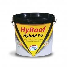 Vitex Hyroof Hybrid PU 10lt + ΔΩΡΟ ΓΑΝΤΙΑ ΕΡΓΑΣΙΑΣ  (ΕΩΣ 6 ΑΤΟΚΕΣ ή 60 ΔΟΣΕΙΣ)