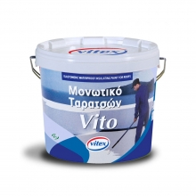 Vitex Vito Μονωτικό Ταρατσών 3lt + ΔΩΡΟ ΓΑΝΤΙΑ ΕΡΓΑΣΙΑΣ  (ΕΩΣ 6 ΑΤΟΚΕΣ ή 60 ΔΟΣΕΙΣ)