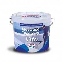 Vitex Vito Μονωτικό Ταρατσών 9lt + ΔΩΡΟ ΓΑΝΤΙΑ ΕΡΓΑΣΙΑΣ  (ΕΩΣ 6 ΑΤΟΚΕΣ ή 60 ΔΟΣΕΙΣ)