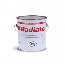 Vitex Βερνικόχρωμα για Καλοριφέρ Radiater (ραδιατέρ) Λευκό 750ml (ΕΩΣ 6 ΑΤΟΚΕΣ ή 60 ΔΟΣΕΙΣ)