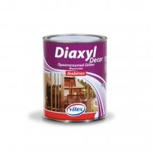Vitex Συντηρητικό ξύλου  Diaxyl Decor 2.5lt  + ΔΩΡΟ ΓΑΝΤΙΑ ΕΡΓΑΣΙΑΣ (ΕΩΣ 6 ΑΤΟΚΕΣ ή 60 ΔΟΣΕΙΣ)