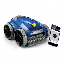 Zodiac VORTEX RV 5480 IQ Aυτόματη σκούπα Καθαρισμού Ρομπότ Πισίνας/Απομακρυσμένος έλεγχος με TABLET/SMARTPHONE