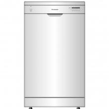 Midea WQP8-9239D Ελεύθερο Πλυντήριο Πιάτων 45cm (ΕΩΣ 6 ΑΤΟΚΕΣ ή 60 ΔΟΣΕΙΣ)