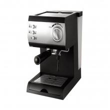 Μηχανή Espresso Crown CEM-1515 Black + ΔΩΡΟ ΓΑΝΤΙΑ ΕΡΓΑΣΙΑΣ NITRO (ΕΩΣ 6 ΑΤΟΚΕΣ ή 60 ΔΟΣΕΙΣ)