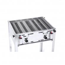 Συσκευή Barbeque Αερίου Roast-Master maxi Hendi 154878 (ΕΩΣ 6 ΑΤΟΚΕΣ ή 60 ΔΟΣΕΙΣ)