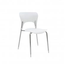 Καρέκλα Lousia pakoworld πολυπροπυλενίου    + Δώρο Γάντια Εργασίας(Εως 6 Άτοκες ή 60 Δόσεις)