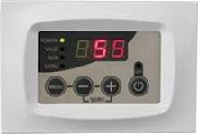 ΚΑΜΙΝΟΤΕΧΝΙΚΗ Ηλεκτρονικός θερμοστάτης νερού TC 110 (ΕΩΣ 6 ΑΤΟΚΕΣ ή 60 ΔΟΣΕΙΣ)