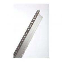 Οδηγοί στήριξης-βάσης (αλουμίνιο) 8cm  53002 (ΕΩΣ 6 ΑΤΟΚΕΣ ή 60 ΔΟΣΕΙΣ)