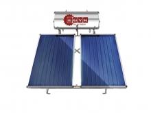 Ηλιακός Θερμοσίφωνας ΕΒΥΚ SE-160S 160lt/3m² Glass επιλεκτικού συλλέκτη + ΔΩΡΟ ΓΑΝΤΙΑ ΠΡΟΣΤΑΣΙΑΣ,ΠΡΙΟΝΙ ΚΛΑΔΟΥ,ΣΟΥΓΙΑΣ (ΕΩΣ 6 ΑΤΟΚΕΣ ή 60 ΔΟΣΕΙΣ)