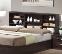 Κρεβάτι-Ράφια EM362 LIFE 160x200 Zebrano (ΕΩΣ 6 ΑΤΟΚΕΣ ή 60 ΔΟΣΕΙΣ)