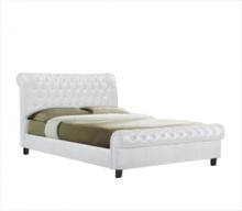 Κρεβάτι Ε8052,1 HARMONY 160x200cm PU Άσπρο (ΕΩΣ 6 ΑΤΟΚΕΣ ή 60 ΔΟΣΕΙΣ)