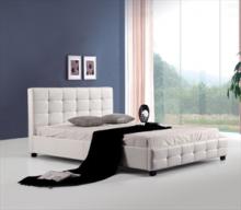 Κρεβάτι Ε8053,1 FIDEL 160x200cm PU Άσπρο (ΕΩΣ 6 ΑΤΟΚΕΣ ή 60 ΔΟΣΕΙΣ)
