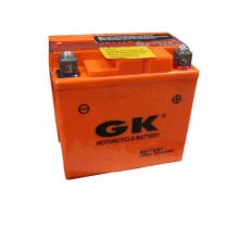 Μπαταρία μοτοσυκλετών GK 4Ah ( 6N4-2A) (ΕΩΣ 6 ΑΤΟΚΕΣ ή 60 ΔΟΣΕΙΣ)