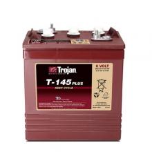 Μπαταρία βαθιάς εκφόρτισης TROJAN, T-145 ,6 VOLT κατάλληλη για Golf Cars , βιομηχανικές σκούπες , εναέριες πλατφόρμες , φωτοβολ