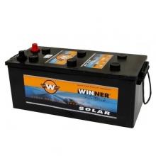 Μπαταρία βαθιάς εκφόρτισης Winner Solar W180 - 12V+ ΔΩΡΟ ΓΑΝΤΙΑ ΕΡΓΑΣΙΑΣ NITRO (ΕΩΣ 6 ΑΤΟΚΕΣ ή 60 ΔΟΣΕΙΣ)