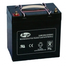 Μπαταρία B&P DJM 12-55 (T6) VRLA - AGM τεχνολογίας - 12V 55Ah + ΔΩΡΟ ΓΑΝΤΙΑ ΕΡΓΑΣΙΑΣ NITRO (ΕΩΣ 6 ΑΤΟΚΕΣ ή 60 ΔΟΣΕΙΣ)