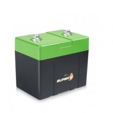 Μπαταρία εξαιρετικής τεχνολογίας εκφόρτισης ιόντων λιθίου Super B SB12V10E-CC ,με βάρος μόλις 1,3 Kg+ ΔΩΡΟ ΓΑΝΤΙΑ ΕΡΓΑΣΙΑΣ N (ΠΛ
