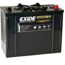 Μπαταρία Exide Equipment Gel ES1300 - 12V 120Ah+ ΔΩΡΟ ΓΑΝΤΙΑ ΕΡΓΑΣΙΑΣ NITRO (ΕΩΣ 6 ΑΤΟΚΕΣ ή 60 ΔΟΣΕΙΣ)