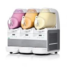 Μηχανή Παραγωγής Soft Παγωτού - Frozen Yogourt - Smothies. Χωρητικότητας: 6+6+6Lit Bras B-Cream3+ ΔΩΡΟ ΔΡΑΠΑΝΟΚΑΤΣΑΒΙΔΟ AEG BS12