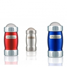 Αχνιρίχτης Marcato Dispenser Silver (ΕΩΣ 6 ΑΤΟΚΕΣ ή 60 ΔΟΣΕΙΣ)