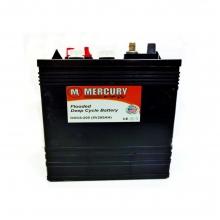 Μπαταρία βαθειάς εκφόρτισης ανοικτού τύπου Mercury Energy ODC6-390 (ΕΩΣ 6 ΑΤΟΚΕΣ ή 60 ΔΟΣΕΙΣ)