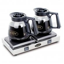 Εστία θέρμανσης COFFEE QUEEN V2+ΔΩΡΟ ΚΑΘΑΡΙΣΤΙΚΟ ΑΛΑΤΩΝ ΓΙΑ ΜΗΧΑΝΕΣ ΚΑΦΕ URNEX DEZCAL(ΕΩΣ 6 ΑΤΟΚΕΣ ή 60 ΔΟΣΕΙΣ)