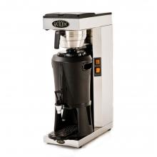 Μηχανή καφέ φίλτρου με θερμός COFFEE QUEEN Mega GOLD M+ΔΩΡΟ ΒΟΥΡΤΣΑ ΚΑΘΑΡΙΣΜΟΥ JOE FREX CBR(ΕΩΣ 6 ΑΤΟΚΕΣ ή 60 ΔΟΣΕΙΣ)