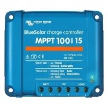 Ρυθμιστής Φόρτισης Victron MPPT Blue Solar 100/15 (12/24V-15A)(ΕΩΣ 6 ΑΤΟΚΕΣ ή 60 ΔΟΣΕΙΣ)