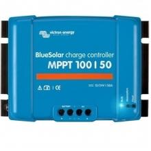 Ρυθμιστής Φόρτισης Victron MPPT Blue Solar 100/50 (12/24V-50A)(ΕΩΣ 6 ΑΤΟΚΕΣ ή 60 ΔΟΣΕΙΣ)