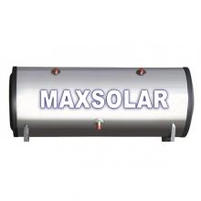 Θερμοσιφωνική Δεξαμενή Ηλιακού Διπλης Ενεργειας - Μπόιλερ 120 Λίτρων + ΔΩΡΟ ΓΑΝΤΙΑ ΕΡΓΑΣΙΑΣ ΝΙΤΡΟ (ΕΩΣ 6 ΑΤΟΚΕΣ ή 60 ΔΟΣΕΙΣ)