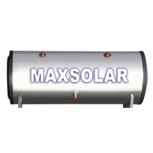 Θερμοσιφωνική Δεξαμενή Ηλιακού Τριπλης Ενεργειας - Μπόιλερ 160 Λίτρων + ΔΩΡΟ ΓΑΝΤΙΑ ΕΡΓΑΣΙΑΣ ΝΙΤΡΟ (ΕΩΣ 6 ΑΤΟΚΕΣ ή 60 ΔΟΣΕΙΣ)