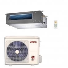 Σύστημα Αγωγού VIVAX 12-DT35AERI 12000BTU  + ΔΩΡΟ ΓΑΝΤΙΑ(ΕΩΣ 6 ΑΤΟΚΕΣ ή 60 ΔΟΣΕΙΣ)