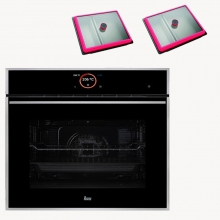 Εντοιχιζόμενος Φούρνος Κουζίνας TEKA Wish iOven F.563.SS+ΔΩΡΟ ΤΗΓΑΝΙ Pyramis Olympia Trendy 22cm(ΠΛΗΡΩΜΗ ΕΩΣ 60 ΔΟΣΕΙΣ)