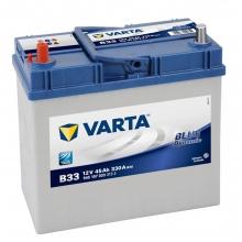 Μπαταρία Αυτοκινήτου VARTA B33 45AH 330A 238mm x 129mm x 227mm(ΕΩΣ 6 ΑΤΟΚΕΣ ή 60 ΔΟΣΕΙΣ)