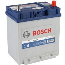 Μπαταρία Αυτοκινήτου Bosch S4030 Κλειστού Τύπου 40Ah-330A-Εκκίνησης (ΕΩΣ 6 ΑΤΟΚΕΣ ή 60 ΔΟΣΕΙΣ)