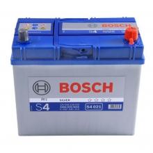 Μπαταρία Αυτοκινήτου Bosch S4021 12V 45AH-330EN A-Εκκίνησης (ΕΩΣ 6 ΑΤΟΚΕΣ ή 60 ΔΟΣΕΙΣ)