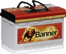 Μπαταρια Αυτοκινητου Banner Power Bull Professional 63AH 600EN P6340 (ΕΩΣ 6 ΑΤΟΚΕΣ ή 60 ΔΟΣΕΙΣ)