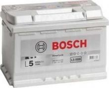 Bosch L5008 75AH 650A (ΕΩΣ 6 ΑΤΟΚΕΣ ή 60 ΔΟΣΕΙΣ)