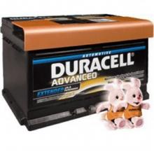 Μπαταρία Αυτοκινήτου Duracell DA60 κλειστού τύπου 60Ah (ΕΩΣ 6 ΑΤΟΚΕΣ ή 60 ΔΟΣΕΙΣ)
