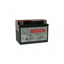 Μπαταρία Μοτοσυκλέτας Bosch M6001 AGM YT4L-BS 12V 3AH 30EN (ΕΩΣ 6 ΑΤΟΚΕΣ ή 60 ΔΟΣΕΙΣ)
