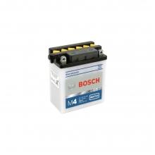 Μπαταρία Μοτοσυκλέτας Bosch YB3L-B Ανοιχτού Τύπου 0092M4F160 (ΕΩΣ 6 ΑΤΟΚΕΣ ή 60 ΔΟΣΕΙΣ)