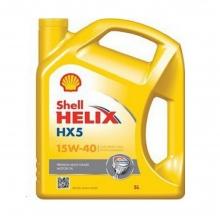 Λιπαντικό Shell Helix HX5 15W40 5L(ΕΩΣ 6 ΑΤΟΚΕΣ Η 60 ΔΟΣΕΙΣ)