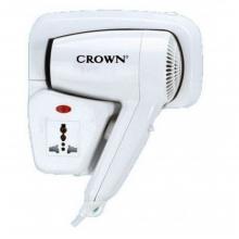 Πιστολάκι μαλλιών Επαγγελματικό CROWN  CHD-1201 WS(ΕΩΣ 6 ΑΤΟΚΕΣ Η 60 ΔΟΣΕΙΣ)