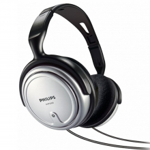 Ακουστικά Philips SHP2500/10 (ΕΩΣ 6 ΑΤΟΚΕΣ Η 60 ΔΟΣΕΙΣ)