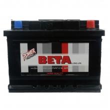 ΜΠΑΤΑΡΙΑ BETA 55065 50AH-ΔΕΞ SUPR.-FTEM (ΕΩΣ 6 ΑΤΟΚΕΣ Ή 60 ΔΟΣΕΙΣ)