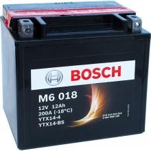 Μπαταρία Moto BOSCH AGM M6018 YTX14-BS 12V(ΕΩΣ 6 ΑΤΟΚΕΣ ή 60 ΔΟΣΕΙΣ)